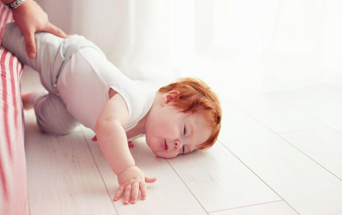 If Your Child Falls Out Of Bed When Should You Be Worried