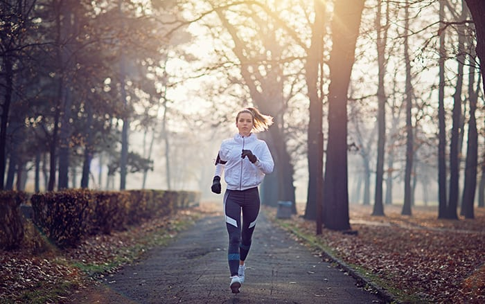 Techniques for Running in Any Weather