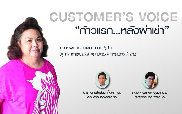 customerVoice 700
