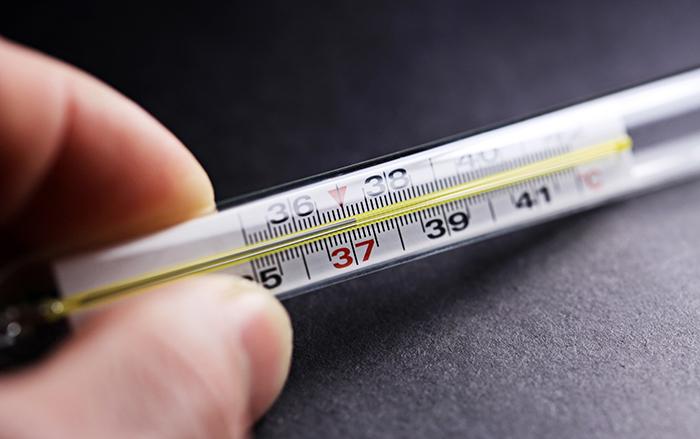 เทคนิคการลดอุณหภูมิร่างกาย