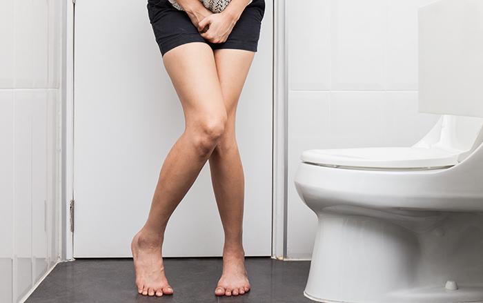 urine-woman