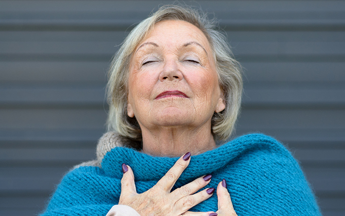 ปอดอักเสบติดเชื้อในผู้สูงวัย