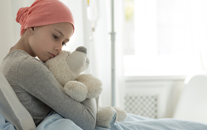 โรคมะเร็งเม็ดเลือดขาวในเด็ก