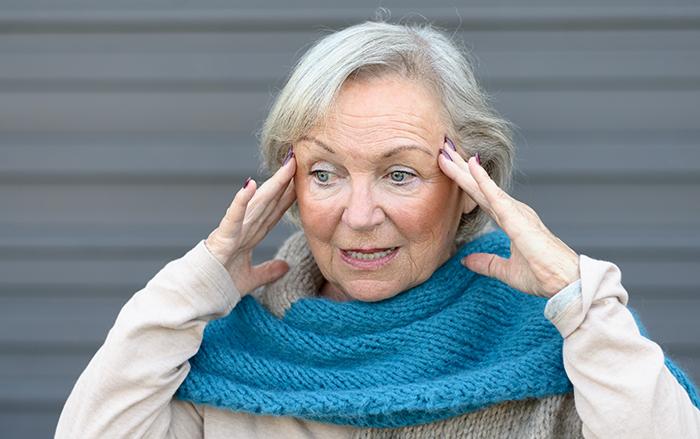10 สัญญาณเตือน โรคอัลไซเมอร์