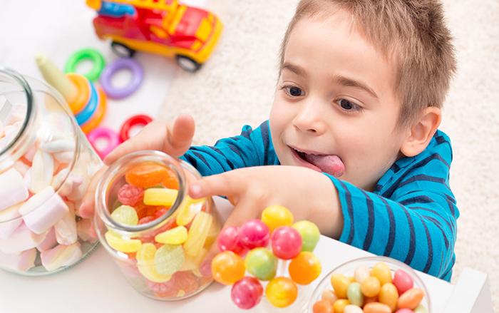 ทอฟฟี่ของโปรดเด็กๆ กินได้แต่ต้องเลือก