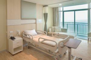 サミティヴェート病院シラチャーオーシャンビュー病室