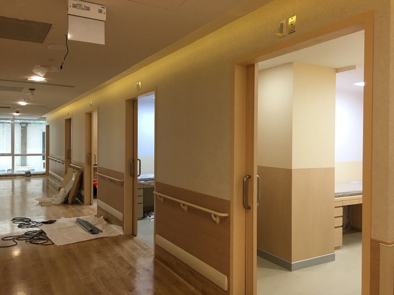 1階の外来/診察室